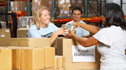 Canadian Charities Help Give Back On
