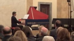 Un instrument inventé par Leonard de Vinci joué pour la toute première fois