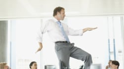 10 Dance Moves You Should Avoid At The Holiday Office
