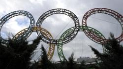 Manifs possibles dans un parc loin du village olympique de