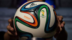 Voici le ballon officiel du Mondial