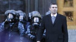 Vitali Klitschko, le boxeur leader de l'opposition