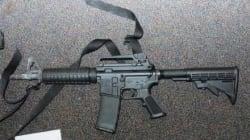 Poursuite du fabricant de l'arme utilisée à