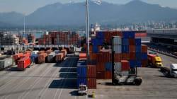 Canada Runs Massive Trade
