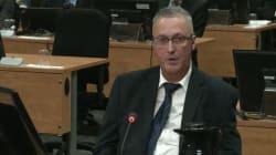 Commission Charbonneau: l'entrepreneur Bernard Bellavance a été floué par Normand