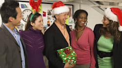 Sticky Situations: The Holiday Office Gift Giving
