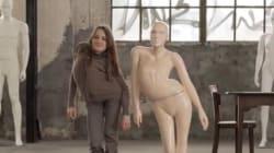 Des mannequins handicapés en vitrine des magasins