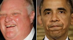 Rob Ford EVISCERATED For Comments On Obamacare And