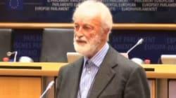 Eugenio Scalfari premiato all'Europarlamento
