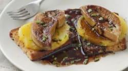 La recette du week-end: Foie gras poêlé à la