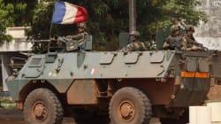 L'opération française en Centrafrique a commencé avec des patrouilles à