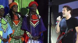 Quand l'Afrique du Sud chante Nelson