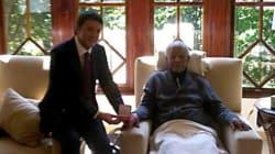 Anche Mandela finisce nelle polemiche