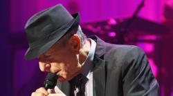 Leonard Cohen sort un nouvel