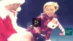 Ennesima provocazione di Miley Cyrus