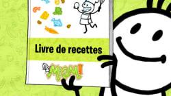 Application mobile «Miam!» : créer son livre de recettes
