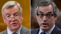 2 More Tories Got Gold-Embossed Business