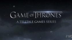 Un jeu vidéo Game of Thrones pour