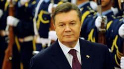 Ianoukovitch recherché pour