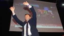 Le primarie Pd e la vittoria di Renzi in 100