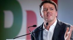 Renzi presenta la nuova segreteria del