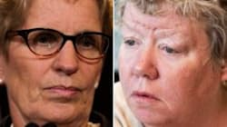 Wynne Apologizes On Behalf Of