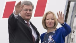 Harper Arrives In South Africa To Pay Final Respects To