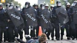 G20: un policier écope 45 jours en prison en lien avec les