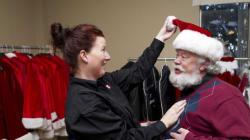 Behind The Scenes At Santa