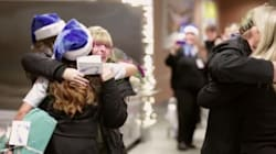 Westjet Christmas Miracle | HuffPost Canada
