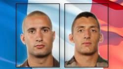 Deux soldats français tués en