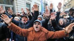 Protesta dei forconi, il leader Calvani: