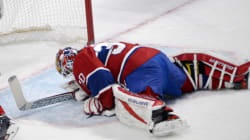 Les Kings l'emportent 6-0 face au Canadien