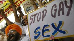 Inde : la loi pénalisant l'homosexualité confirmée par la