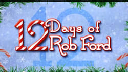 WATCH: The 12 Days Of Rob