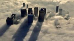La magia di Londra avvolta nella nebbia