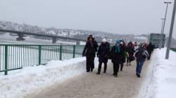 Fermeture du pont Dubuc à Saguenay: achalandage et long