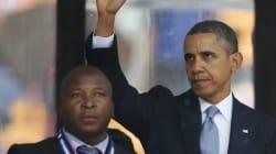 L'interprete fake alla cerimonia per Madiba: