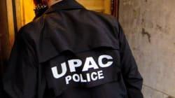 Bilan de l'UPAC: 66 arrestations cette