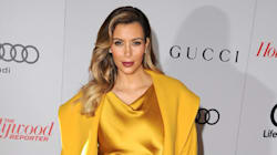 Kim Kardashian Looks Good IN Clothes,