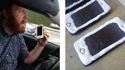 Trolling Cops With iPhone