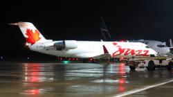 Vol Bagotville-Montréal annulé : un agent de bord souffrant en cause, selon Air