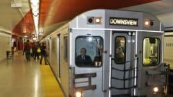 Man Shot In Toronto Subway