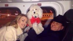 Berlusconi a Milanello con
