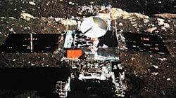 Les premières images de la mission lunaire