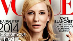 Cate Marks Fifth Time On Cover Of Fashion