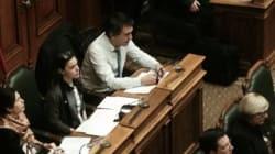 Montréal: le veston au conseil municipal