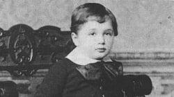 歴史上の偉人たちが若かった頃の肖像