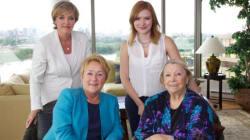 Lise Payette et Sophie Thibault : des dames de cœur