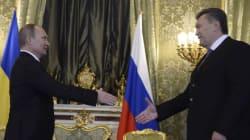 La Russie et l'Ukraine signent un